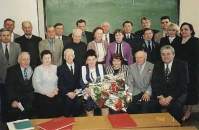 75-летие Шульженко М.С.